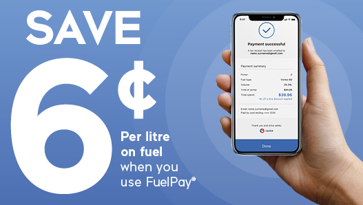 fuelpay discount