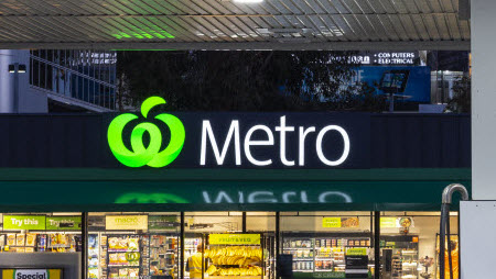Woolworths Metro Location