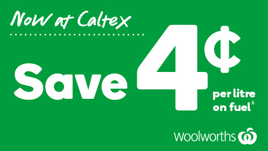 woolworths fuel discount