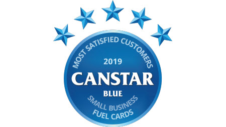 Canstar Blue Winner Small Business Fuel Cards