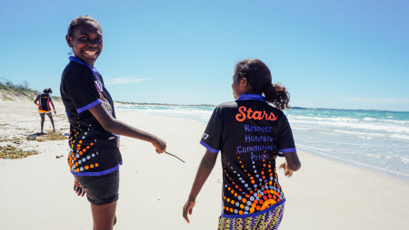Stars Foundation is a proud Caltex partner