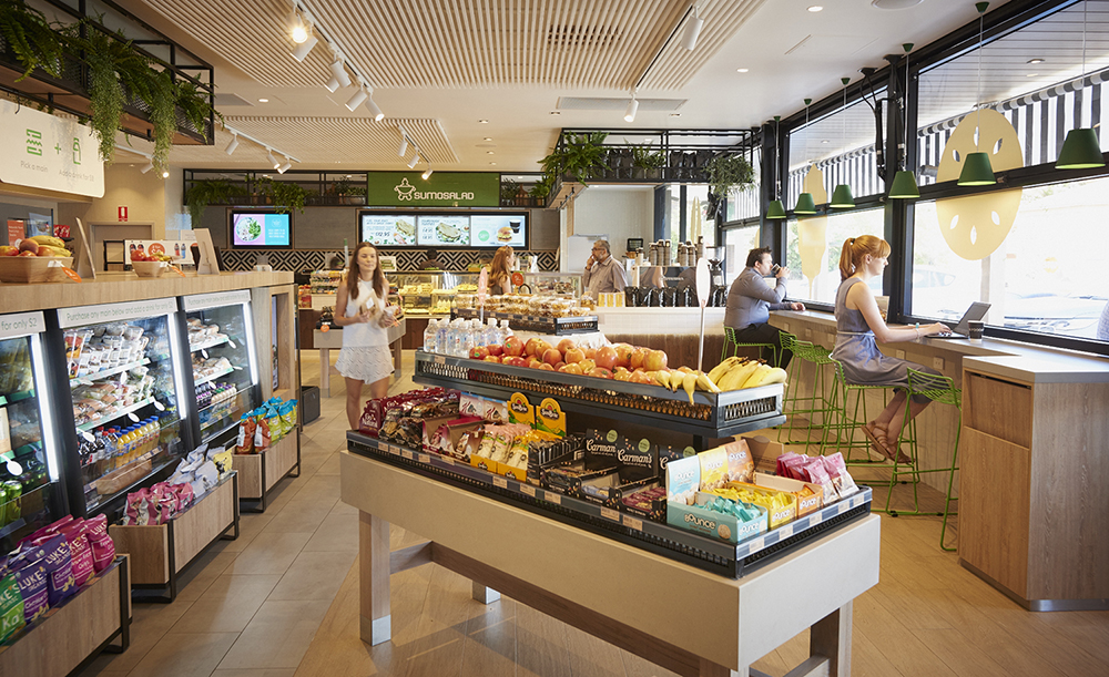 The Foodary by Caltex Australia located in Concord